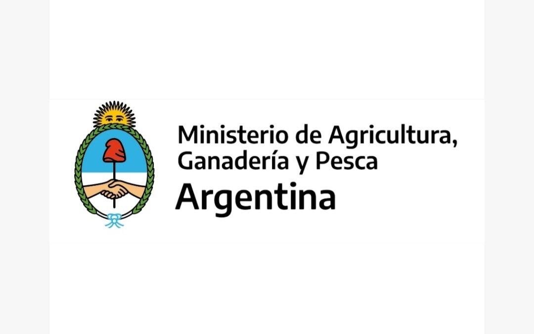 MINISTERIO DE AGRICULTURA, GANADERÍA Y PESCA