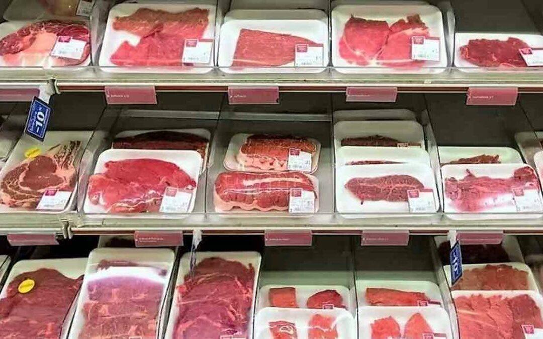 Advierten subas en los precios de la carne en los próximos 30 días